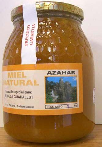 Azahar honey